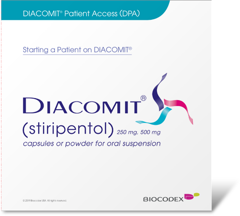 Download for detailed information on starting a patient on DIACOMIT