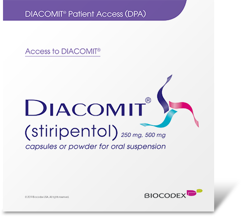 Download for detailed information on access to DIACOMIT