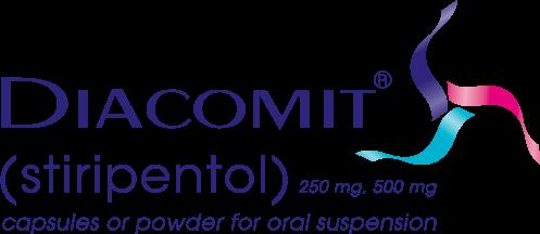 DIACOMIT (stiripentol) Logo