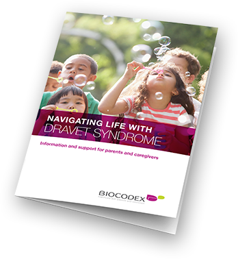 Navigating Life with Dravet Syndrome information booklet available to download